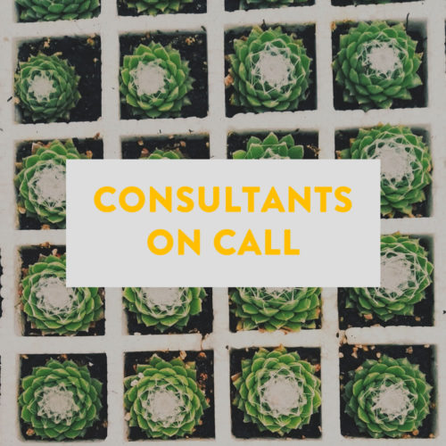 Consultants on Call