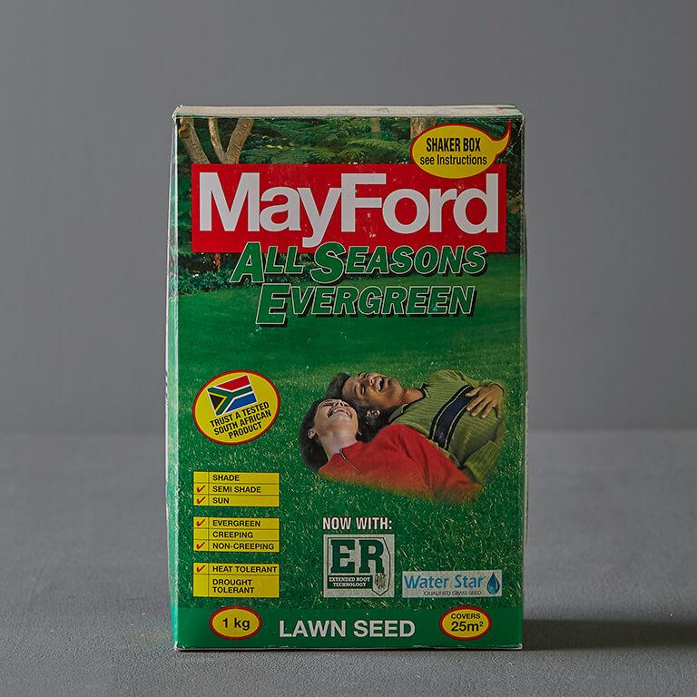 All Seasons Evergreen Lawn Seed 1kg | Stodels Online Store